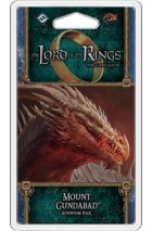 The Lord of the Rings: The Card Game – Mount Gundabad (Ered Mithrin Cycle - Pack 5)