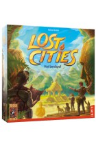 Lost Cities: Het Bordspel