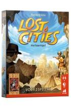 Lost Cities: Het Kaartspel