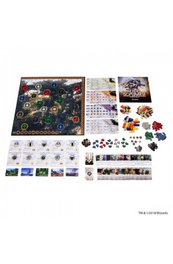 Magic: The Gathering – Heroes of Dominaria Board Game [standard edition]