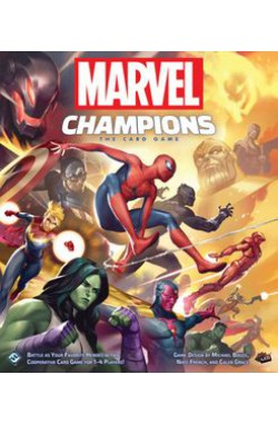 Preorder - Marvel Champions: The Card Game [verwacht november 2019]