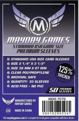 Mayday Standard American Sleeves Premium (56x87mm) - 50 stuks