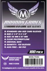Mayday Standard American Sleeves (56x87mm) - 100 stuks