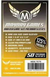 Mayday Mini American Sleeves Premium (41x63mm) - 50 stuks