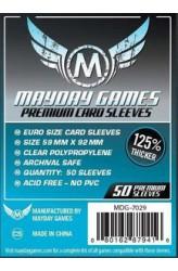 Mayday Standard European Sleeves Premium (59x92mm) - 50 stuks