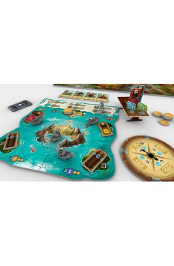 Preorder - Merchants Cove [Kickstarter Versie] [verwacht juni 2020]