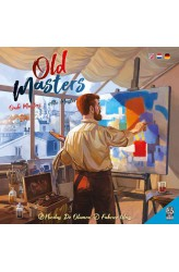 Preorder - Old Masters [aka Colors of Paris] [Essen 2019]