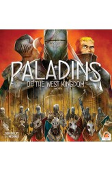 Preorder - Paladins of the West Kingdom [Kickstarter deluxe versie met coins] [verwacht december 2019]