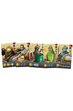 Preorder - Paladins of the West Kingdom [Kickstarter deluxe versie met coins] [verwacht december 2019]