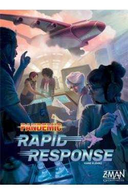 Preorder - Pandemic: Rapid Response (EN) (verwacht eind juni 2019)