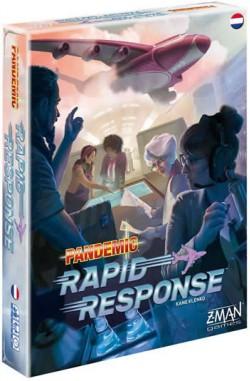 Pandemic: Rapid Response (NL)