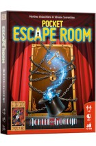 Pocket Escape Room: Achter het Gordijn