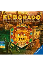 The Quest for El Dorado: The Golden Temples