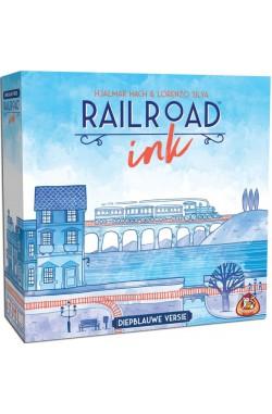 Railroad Ink: Diepblauwe Editie