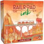 Preorder - Railroad Ink: Vuurrode Editie [verwacht maart]