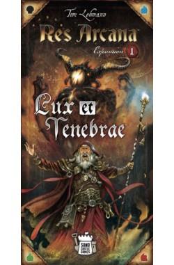 Preorder - Res Arcana: Lux et Tenebrae (verwacht december 2019)