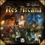 Res Arcana [+ gratis Alternative Mages Card Pack]