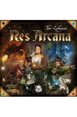 Preorder - Res Arcana [verwacht half juli]
