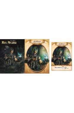 Preorder - Res Arcana [verwacht half augustus]