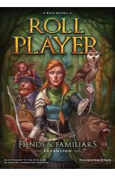 Preorder - Roll Player: Fiends and Familiars [Kickstarter Expansion Versie] [verwacht april 2020]