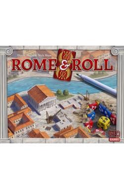 Preorder - Rome and Roll [kickstarter versie] [verwacht augustus 2020]