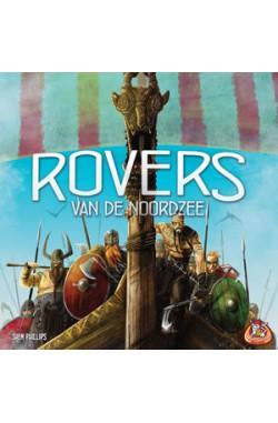 Preorder - Rovers van de Noordzee + exclusieve set promokaarten (verwacht juni 2019)