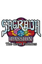 Sagrada: The Great Facades – Passion [NL/FR]