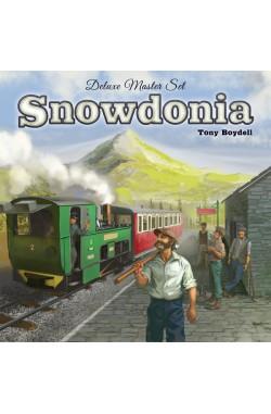Preorder - Snowdonia [Kickstarter Deluxe Master Set] [verwacht augustus 2019]