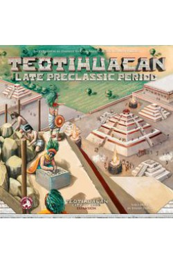 Preorder - Teotihuacan: Late Preclassic Period (EN) (verwacht oktober 2019)