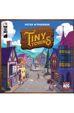 Preorder -  Tiny Towns [verwacht mei 2019]