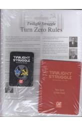 Twilight Struggle: Turn Zero and Promo Packs