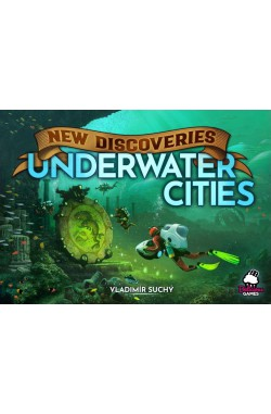 Preorder - Underwater Cities: New Discoveries [Essen 2019]