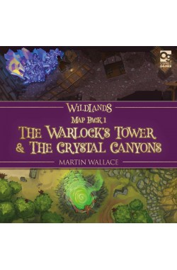Wildlands: Map Pack 1 – The Warlock's Tower and The Crystal Canyons