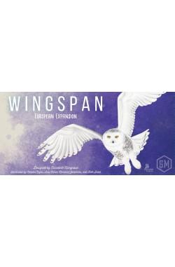 Preorder - Wingspan: European Expansion (EN) (verwacht eind november 2019)