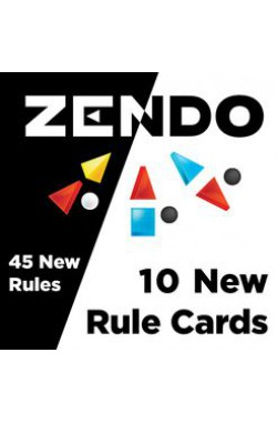 Zendo: Rules Expansion 1