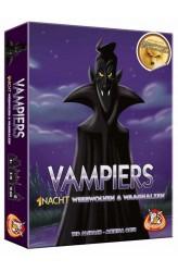 1 Nacht Weerwolven en Waaghalzen: Vampiers