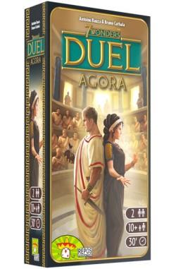 Preorder - 7 Wonders Duel: Agora (NL) (verwacht oktober 2020)