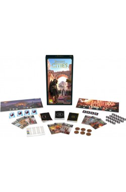 7 Wonders (Second Edition): Cities (NL)