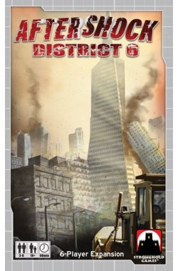 Aftershock: San Francisco and Venice – District 6
