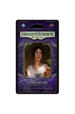 Arkham Horror: The Card Game – Jacqueline Fine: Investigator Starter Deck