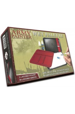 Army Painter: Wet Palette