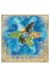 Preorder - Atlantis Rising: Playmat (reprint verwacht november 2020)
