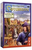 Carcassonne: Uitbreiding 6 – Graaf, Koning en Consorten