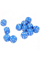 Chessex Dobbelsteen 16mm Speckled Water