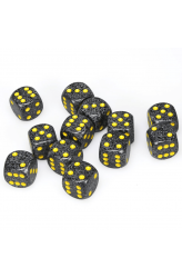 Chessex Dobbelsteen 16mm Speckled Urban Camo