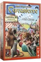 Carcassonne: Uitbreiding 10 – Het Circus