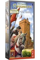 Carcassonne: Uitbreiding 4 – De Toren