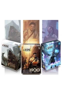 Preorder - Chronicles of Crime - The Millennium Series - Kickstarter (verwacht maart 2021)