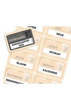 Codenames: bonuskaarten 2020 [NL]