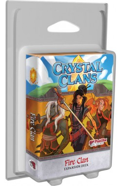 Crystal Clans: Fire Clan